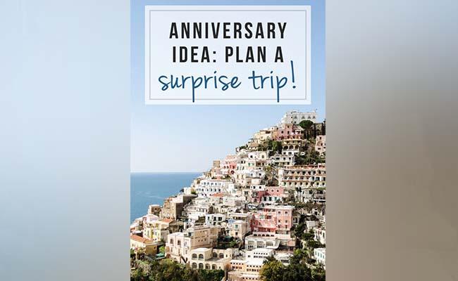 Surprise Trip