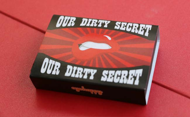 Our Dirty Secret Game