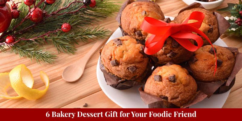 dessert gift ideas to surprise foodie friend