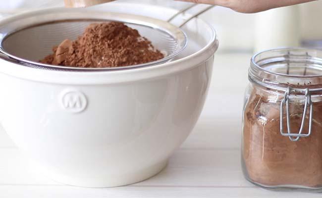 Measure The cupcake Ingredients In Grams