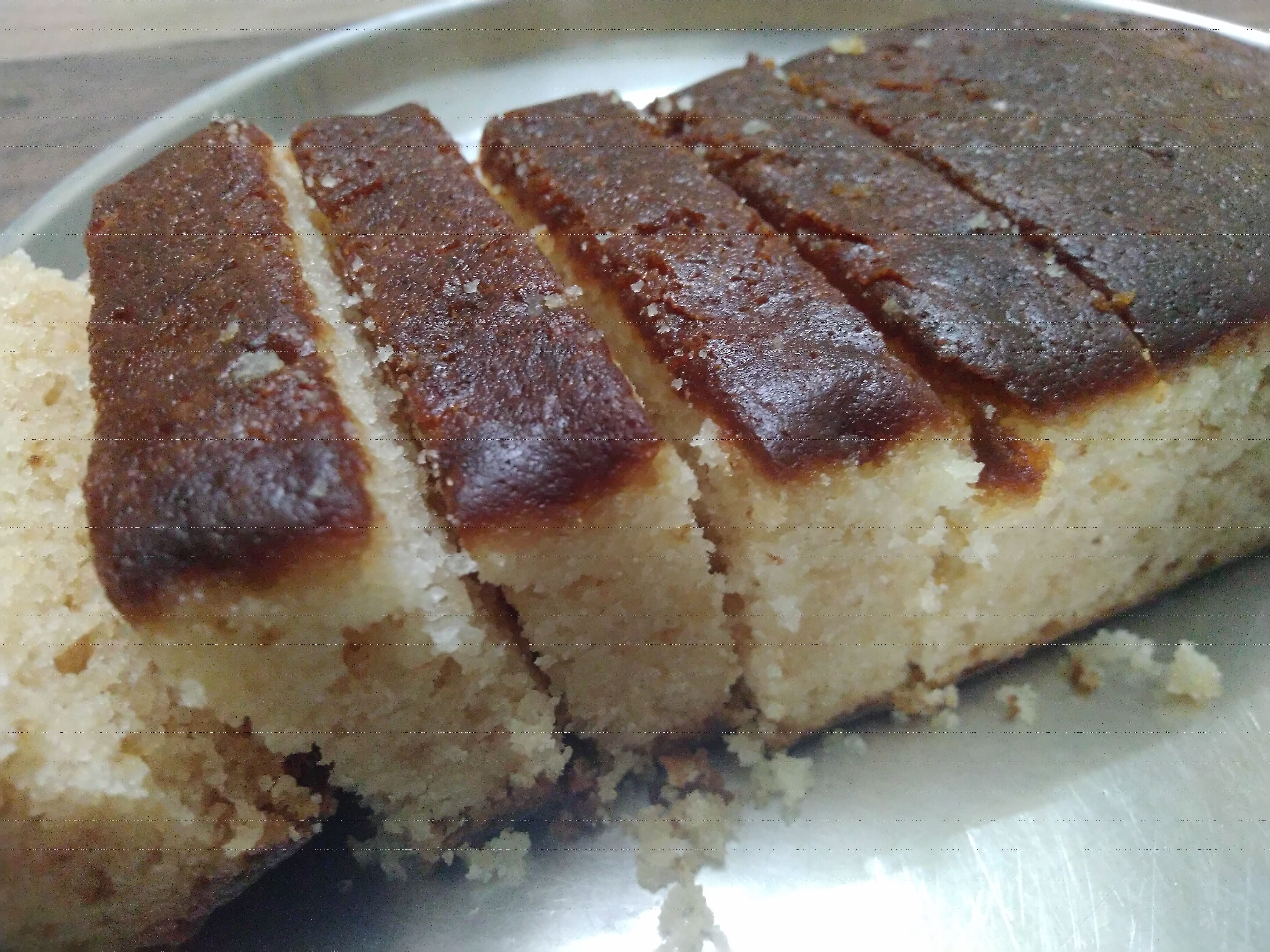 Rava or Sooji Cake