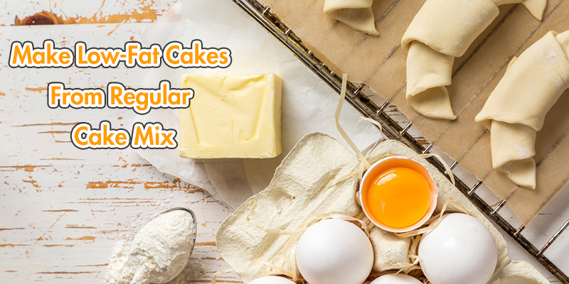 Low Fat Cakes