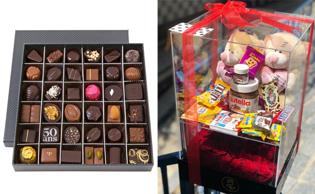 Chocolate Box under 500 rupees