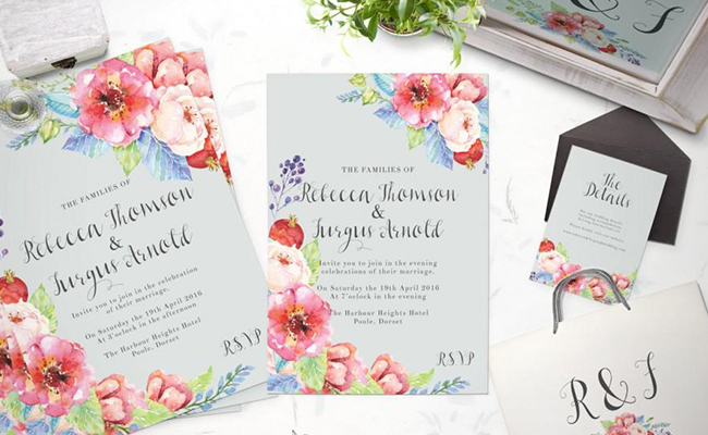 DIY Wedding Template