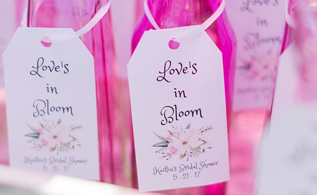 Aroma Wedding Card
