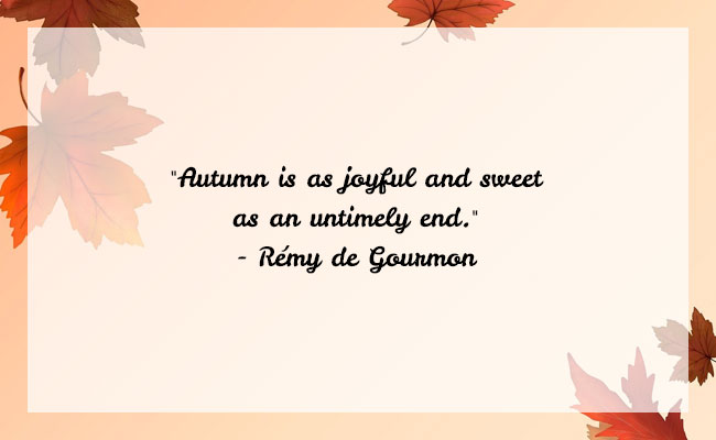 Fall Season Quote 11