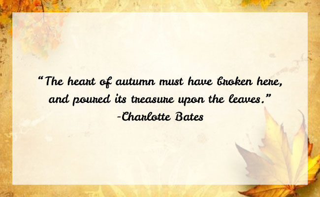 Fall Season Quote 20