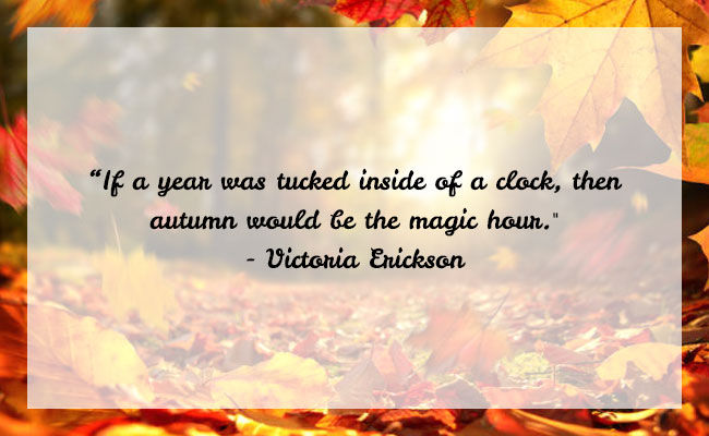 Fall Season Quote 21