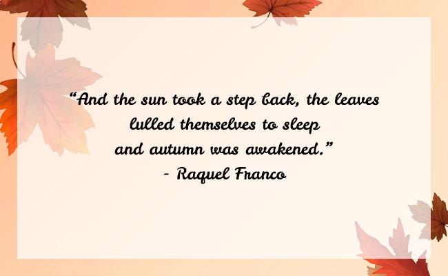 Fall Season Quote 23