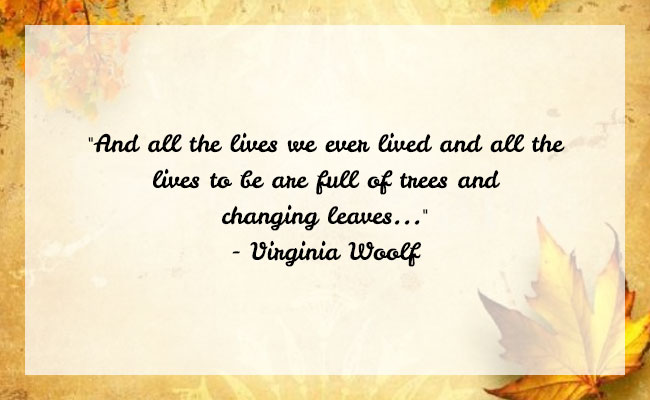 Fall Season Quote 8