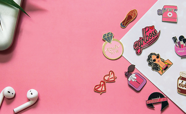 Fashion Lapel Pins