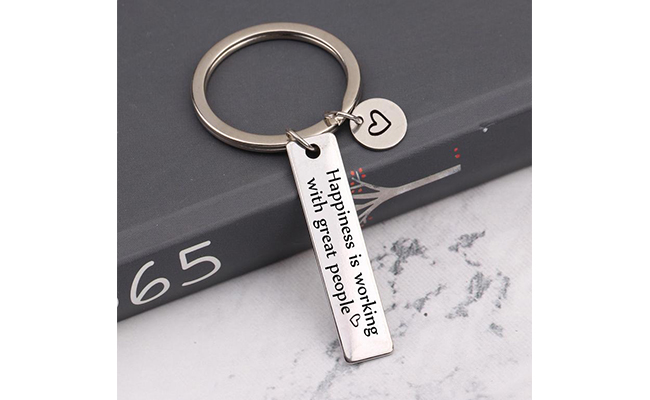 Engraved Keyrings - Best birthday gift to give your best female friend