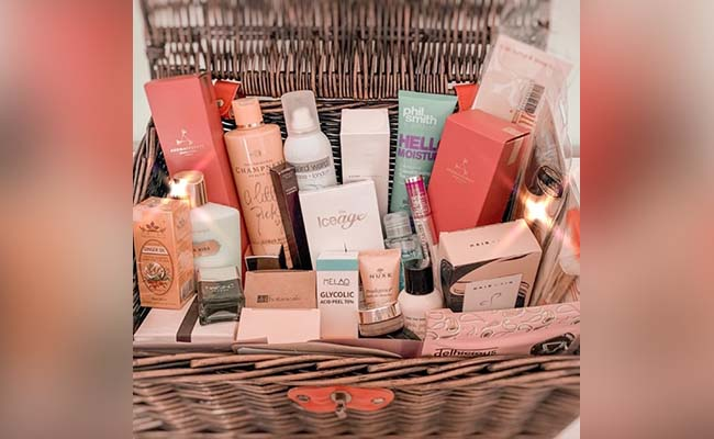Beauty Hamper for Mothers Day