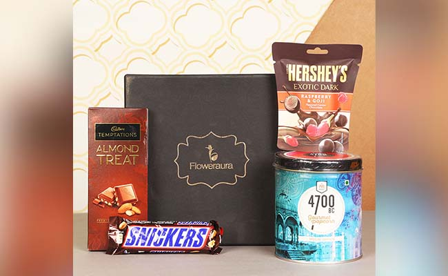 Chocolate Hamper for Mothers Day