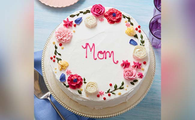 Special Mothers Day Cake