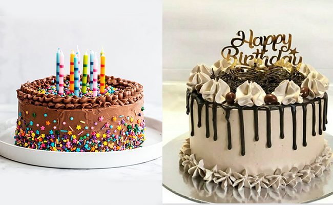 Select the best cake for birthday party