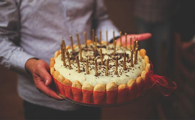 Surprise Midnight Cake