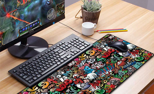 Personalised Gaming Mouse Pad