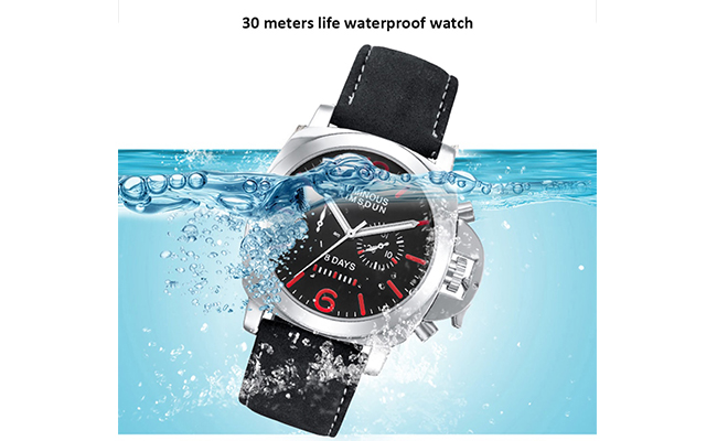Stylish Waterproof Watch for your male friend