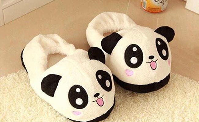 Cutesy Slippers