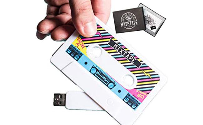 A Mixtape USB