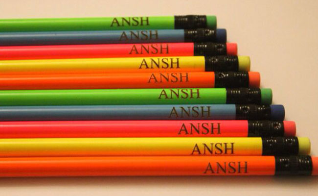 Personalised Pencil