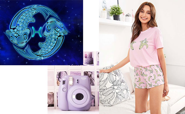 Birthday Gifts for Pisces Girl