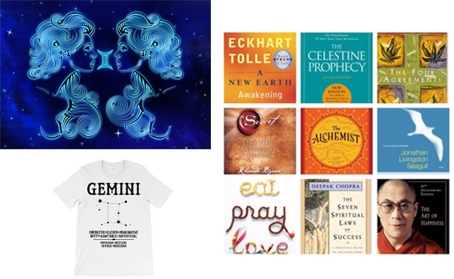 Birthday Gifts for Gemini Girl