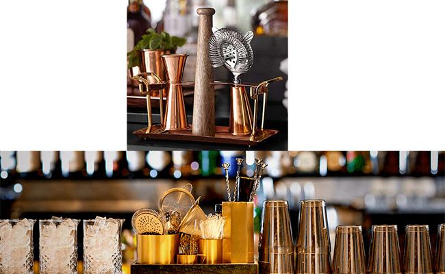 Bar Accessories as a Birthday Present