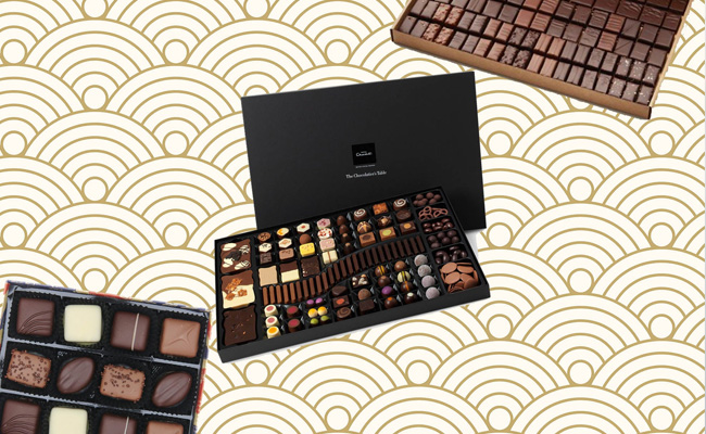 Box Full Of Chocolates for Birthday