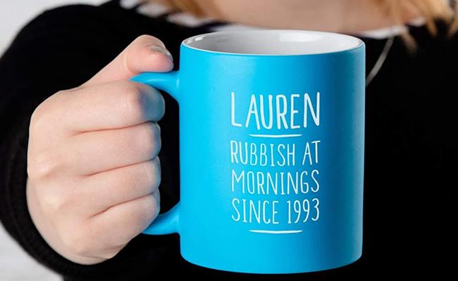 Coffee Mug for 23rd Birthday of a Girl