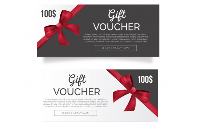 Gift Voucher Of Her Favourite Brand