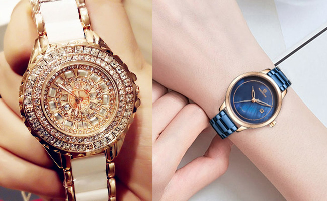Wristwatch for 23rd Birthday of Girl