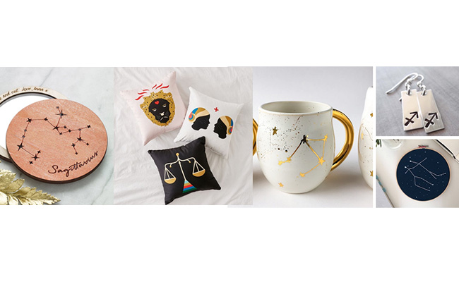 Zodiac Gifts for 23rd Birthday of Girl