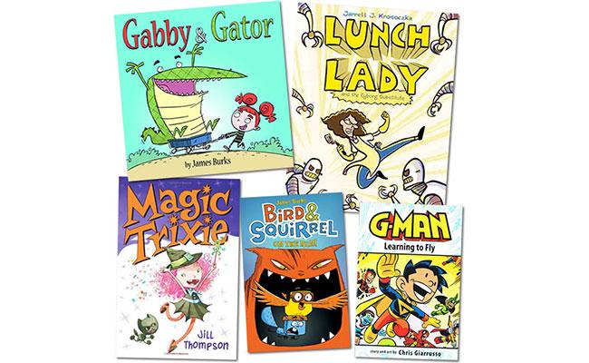Comic book kit