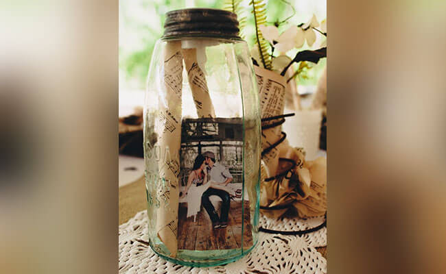 Memories for a lifetime Jar