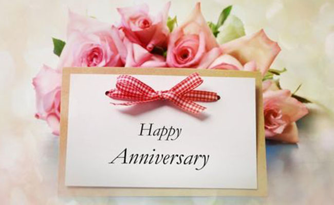 Speak Words With Anniversary Greeting Cards