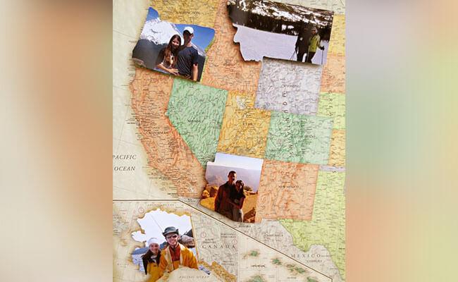 Travel Partner Photo Frame