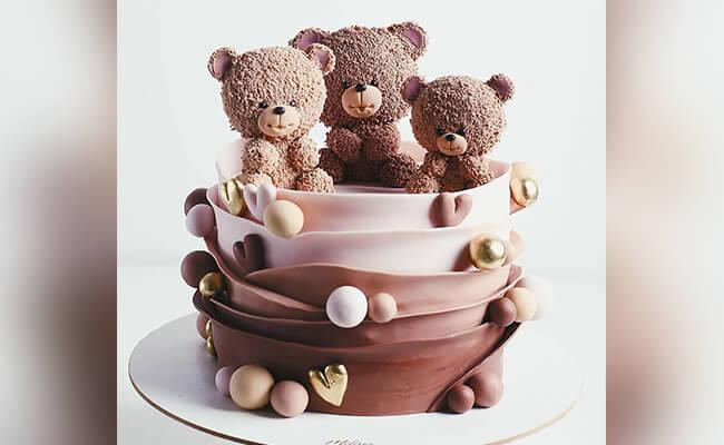 Birthday Cake Design Ideas for Baby Girl