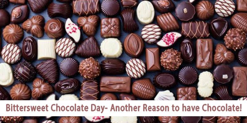 Bittersweet Chocolate Day