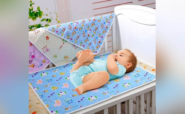 Baby Bed Protector Sheet For First Birthday Gift