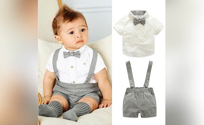 New Clothes For First Birthday Gift