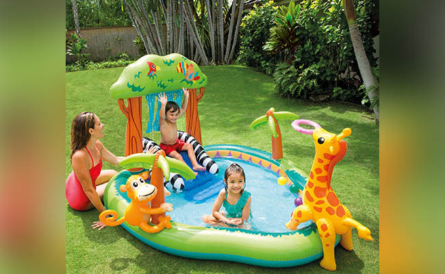 Water Play Pool For First Birthday Gift
