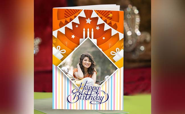 Personalised Greeting Card For Girlfriend