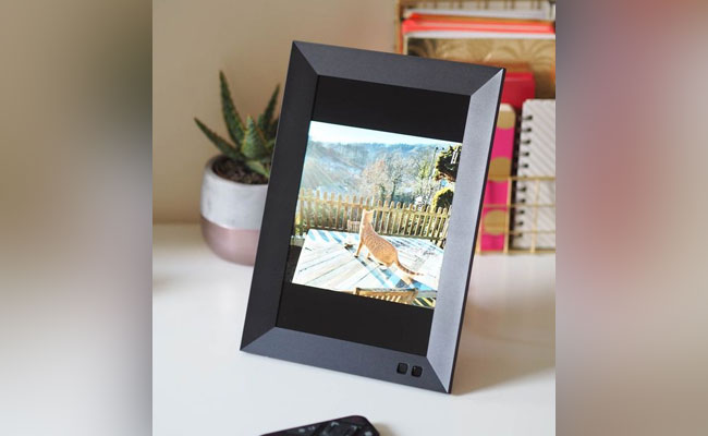 Digital Picture Frame For Girlfriend