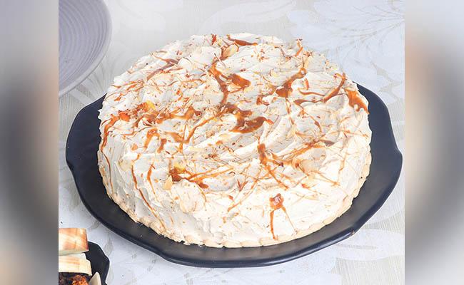 Caramel Bliss Birthday Cake For Boys