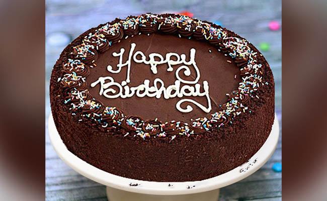 Drip N Swirl Chocolicious Birthday Cake For Boys