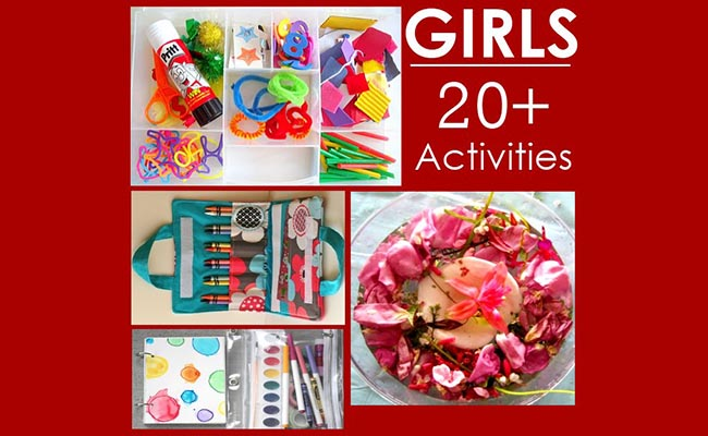 Activity Kit for 10 Year Old Girl