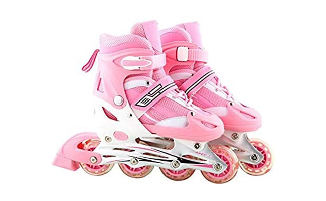 Skating Shoes for 10 Year Old Girl