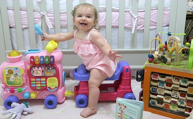 Toys For One Year Baby Girl